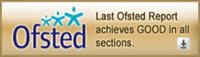 Ofsted - achieved GOOD in all sections