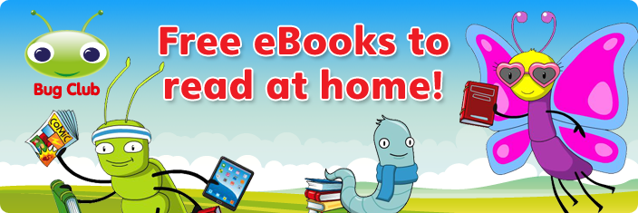 Bug Club Free eBooks